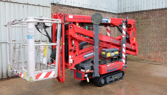 Hinowa Lightlift 17.75 - 2013