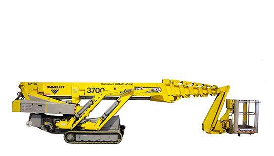 Omme RBDJ 3700