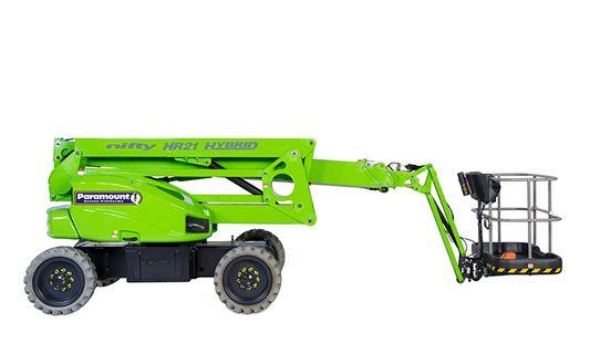 Nifty HR21 Hybrid