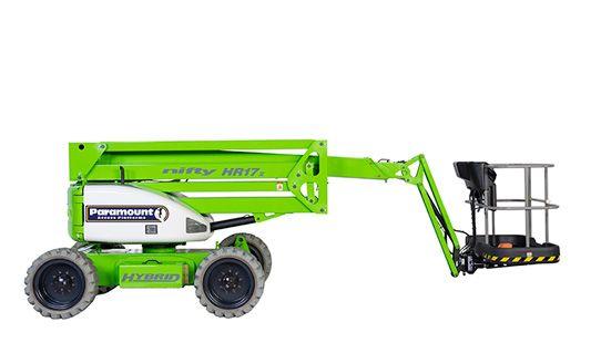 Nifty HR17 Hybrid